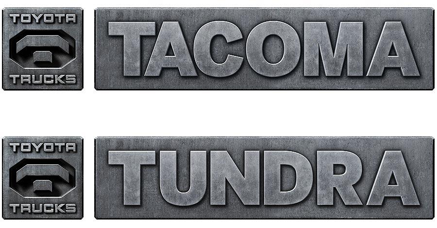 Toyota Tundra/Tacoma Logo