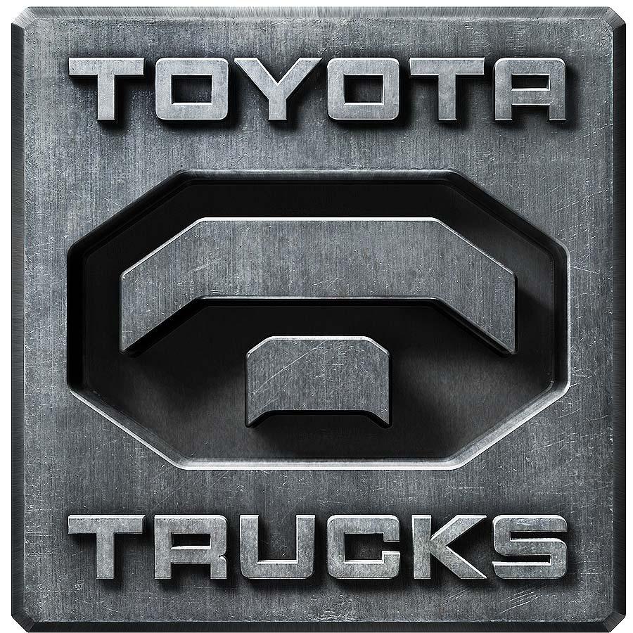 Toyota Trucks Bolt Identity